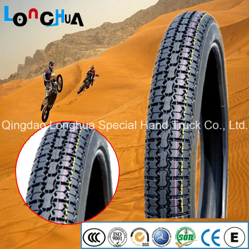 China Professional Supplier Motorbike Tyre with Hot Sale Pattern