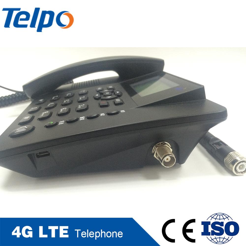 Cheaper Price Telepower GSM 4G Lte Desktop Waterproof Landline Phones in Corded Phone