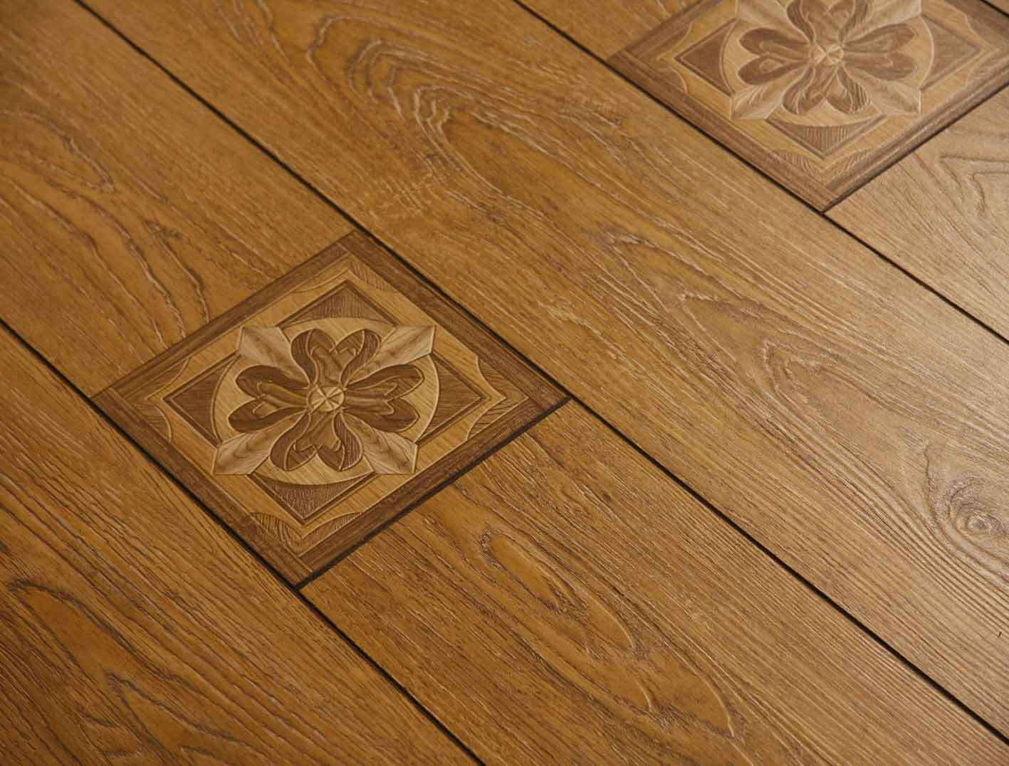 China laminate flooring parquet flooring photos pictures for Laminate tiles