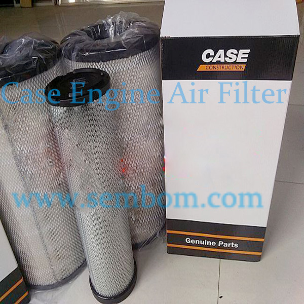 Engine Air/Oil/Feul/Hdraulic Oil Filter for Case Cx75, Cx210 Excavator/Loader/Bulldozer