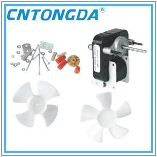 Evaporator Fan Motor with Spare Parts