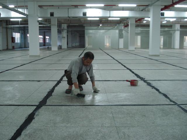 Anti Static Floor Paint : Maydos self leveling anti static epoxy floor coatings