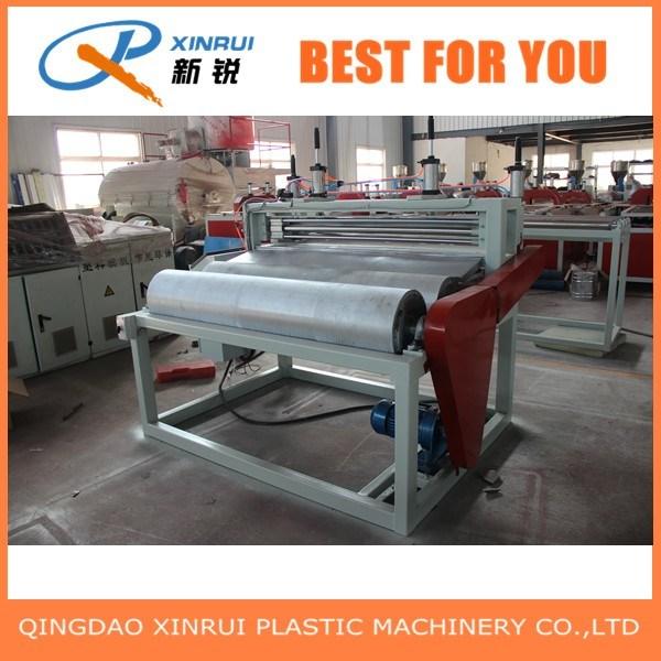 PVC Car Mat Plastic Extruder Production Line