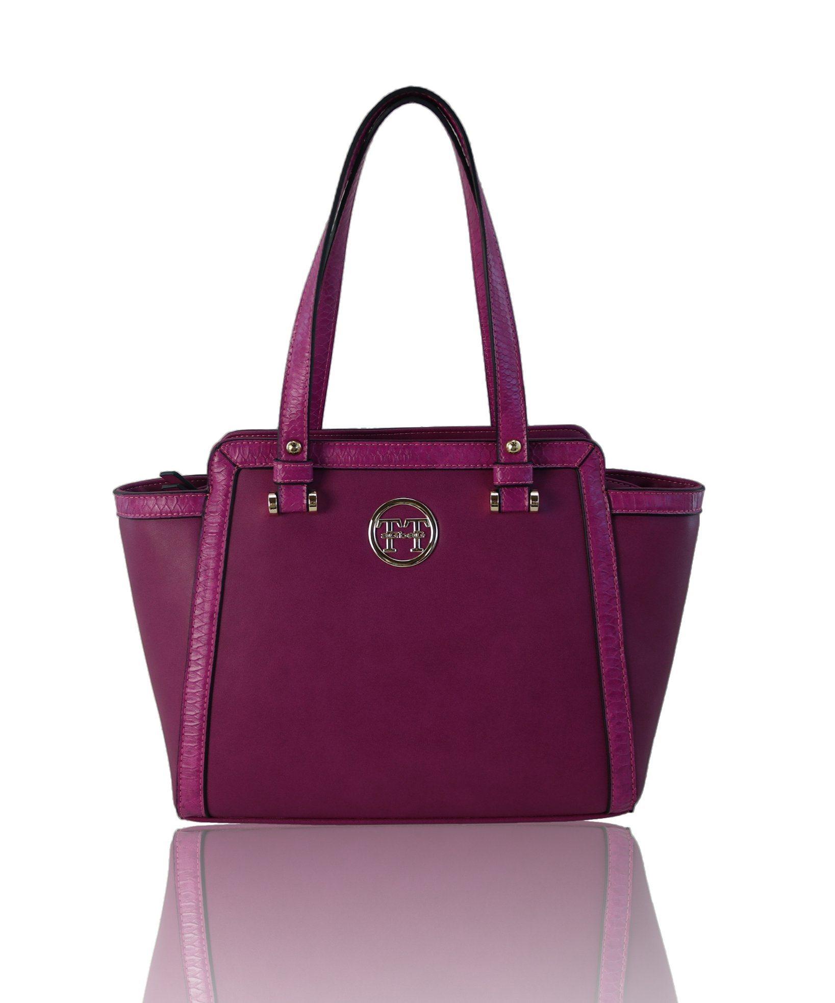 China Factory OEM Famous Designer Ladies Handbag