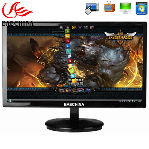 "Eaechina 19"" All in One PC TV WiFi Bluetooth Infrared Touch OEM OED"