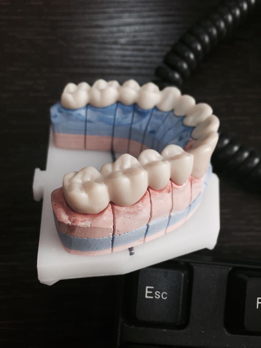 China Dental CAD Cam Milling Machine