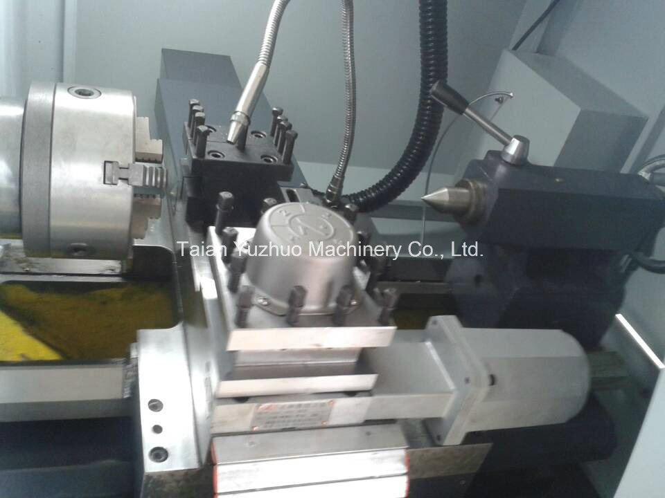 CNC Turning Metal Lathe Machine