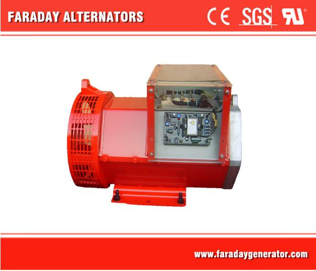 Single Bearing Alternator 100% Copper Wire Generator for Diesel Generator 31.3kVA/25kw (FD1G)