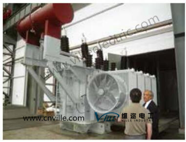 31.5mva S9 Series 35kv Power Transformer with on Load Tap Changer