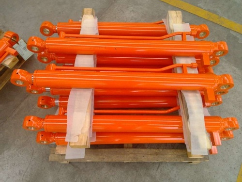 Dx150 Boom Cylinder/ Hydraulic Cylinder of Doosan Excavator