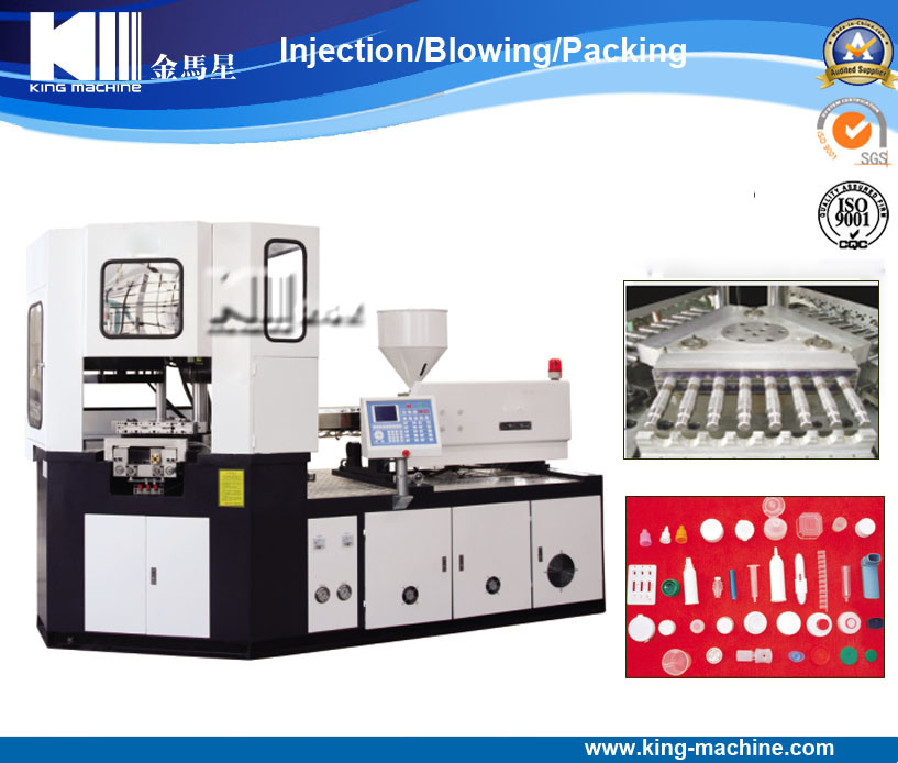Injection Stretch Blow Moulding Machines (ZC30E)