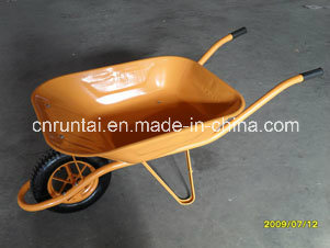 Hot Sale France Model Wheelbarrow (Wb6400)