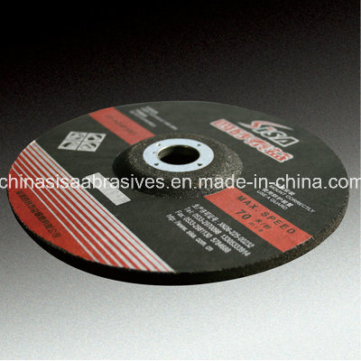 Sisa Depressed Center Wheels/Grinding Wheel
