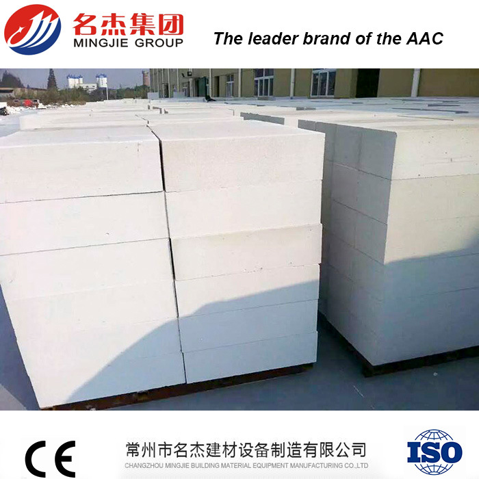 AAC Block Production Line 50000m3 -150000m3