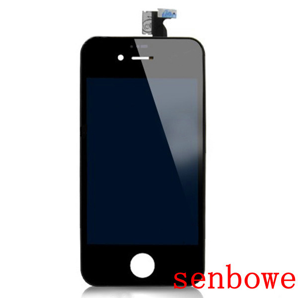 China for iphone 4 white screen replacement digitizer for iphone 4