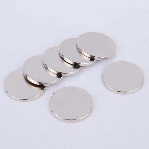 China n35 flat round rare earth magnets china n35 round for Thin magnets for crafts