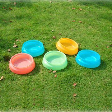 Plastic Quality Pet Bowl, Dog Bowl