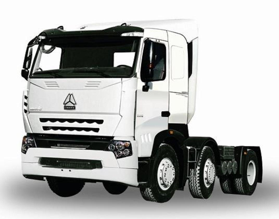 Howo 6*2 Tractor Truck
