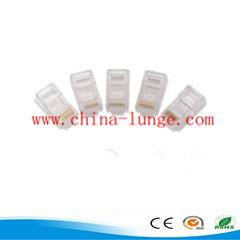 Cat5e Connector/CAT6 Plug/Rj11 Plug/8p8c Plug