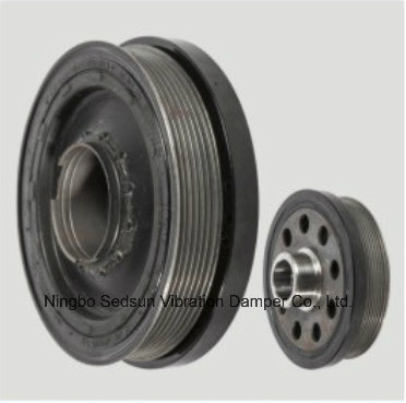 Torsional Vibration Damper / Crankshaft Pulley for BMW 11237799153