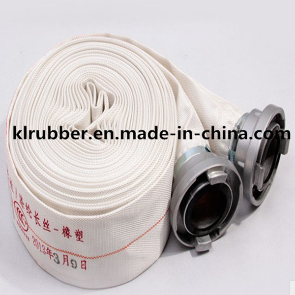 PU / PVC Lining Fire Hose for Fire Fighting Equipment