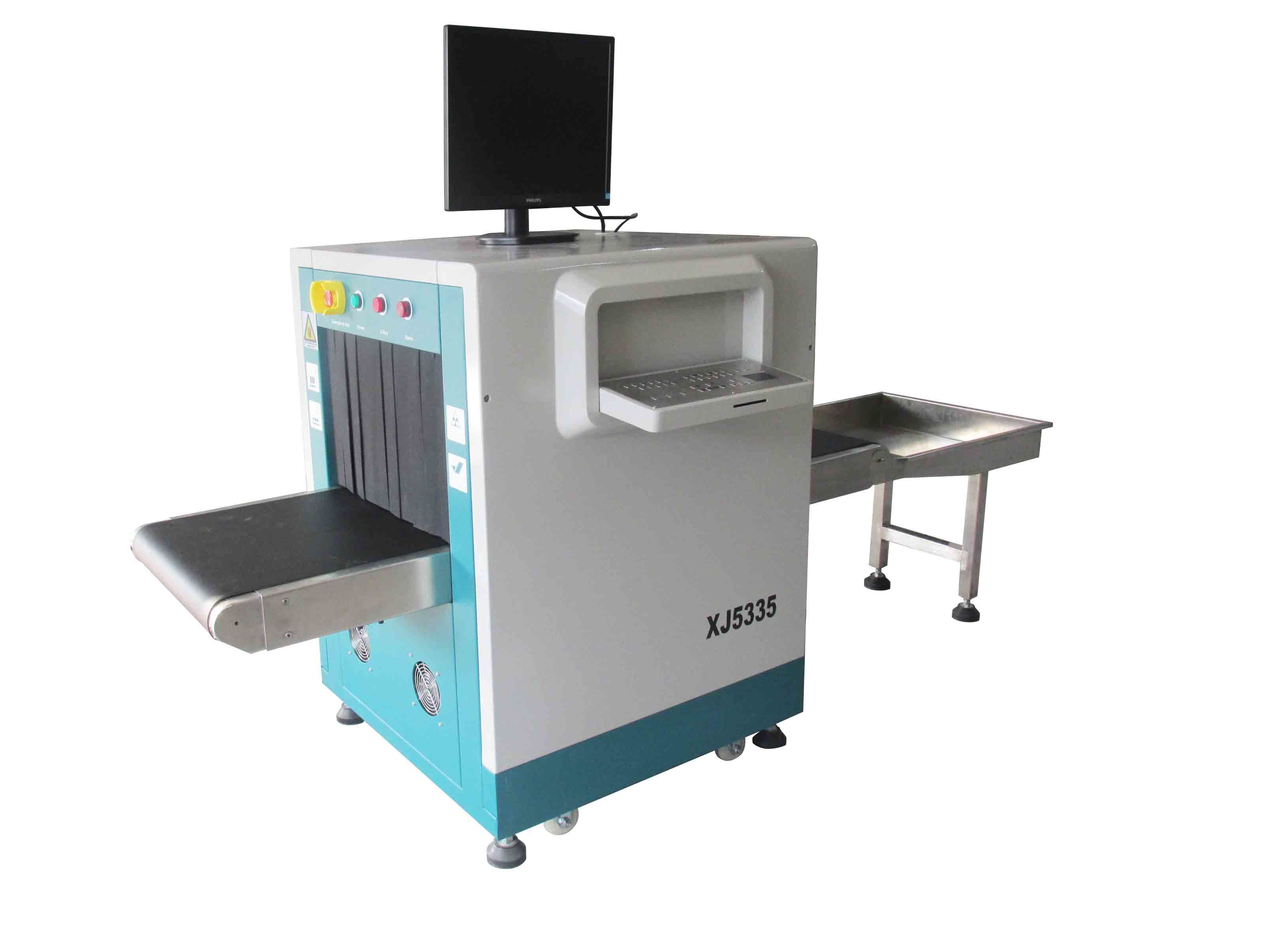 New Product Baggage Scanning Machine X-ray Scanner Xj5335