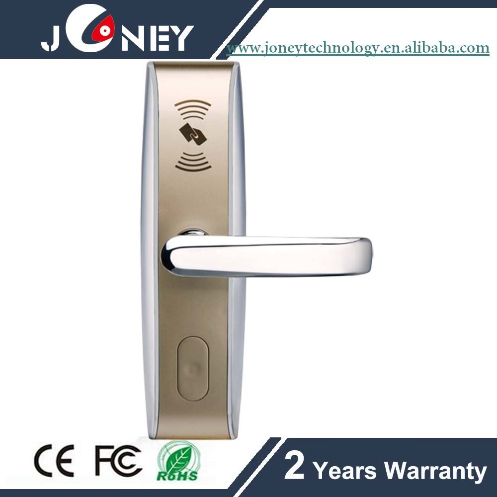 Security Hotal Keyless Door Lock Suit for Any Type of Hotel
