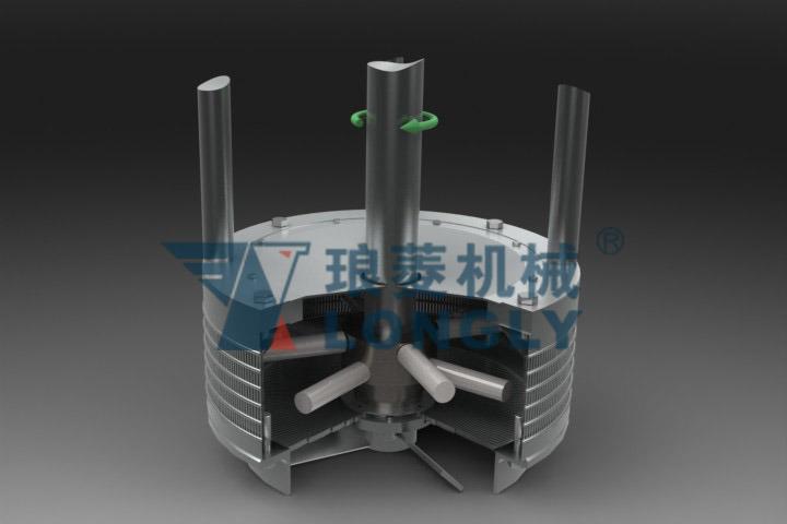 High Efficiency Basket Mill NT-B15