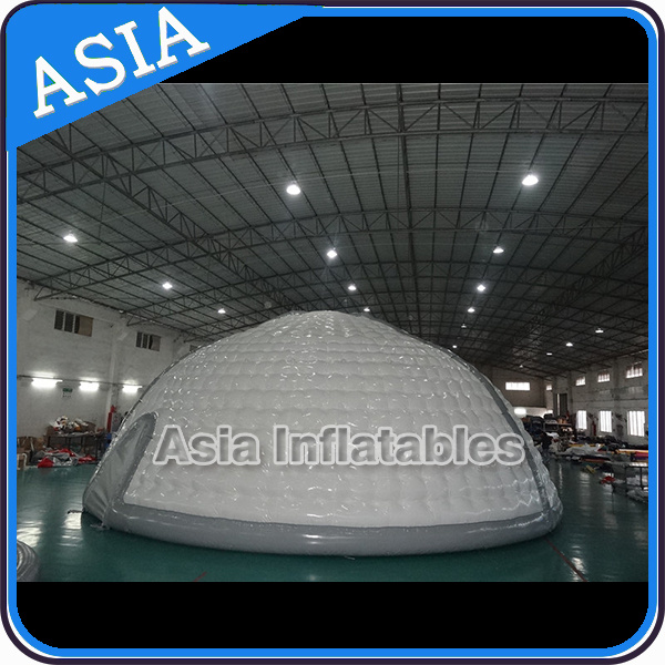 Portable Airtight Inflatable Garage Dome Tent for Exhibition