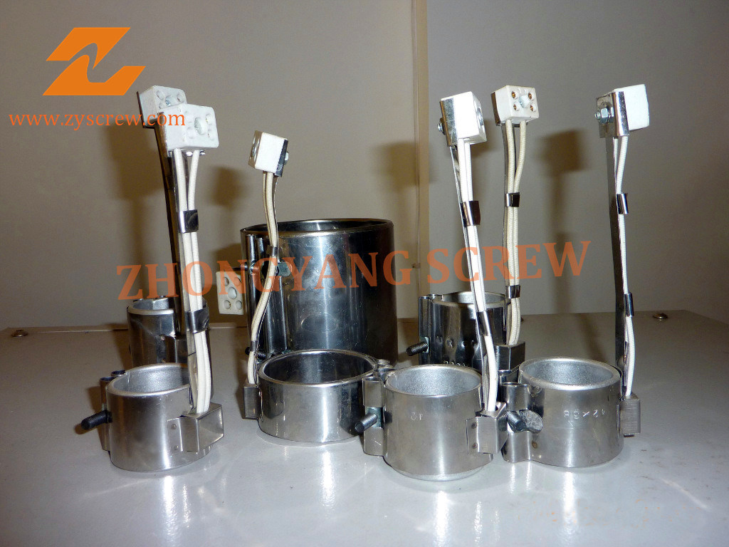 Electrical Heaters for Screw Barrel