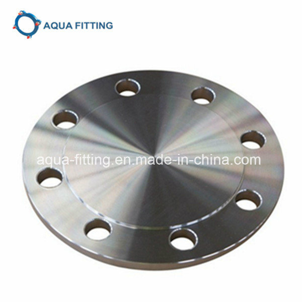 Stainless Steel Blind Flange Flat Steel DIN2527