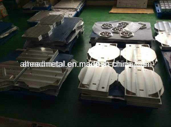 Precision CNC Machining Part for Communication and Transportation Equipments