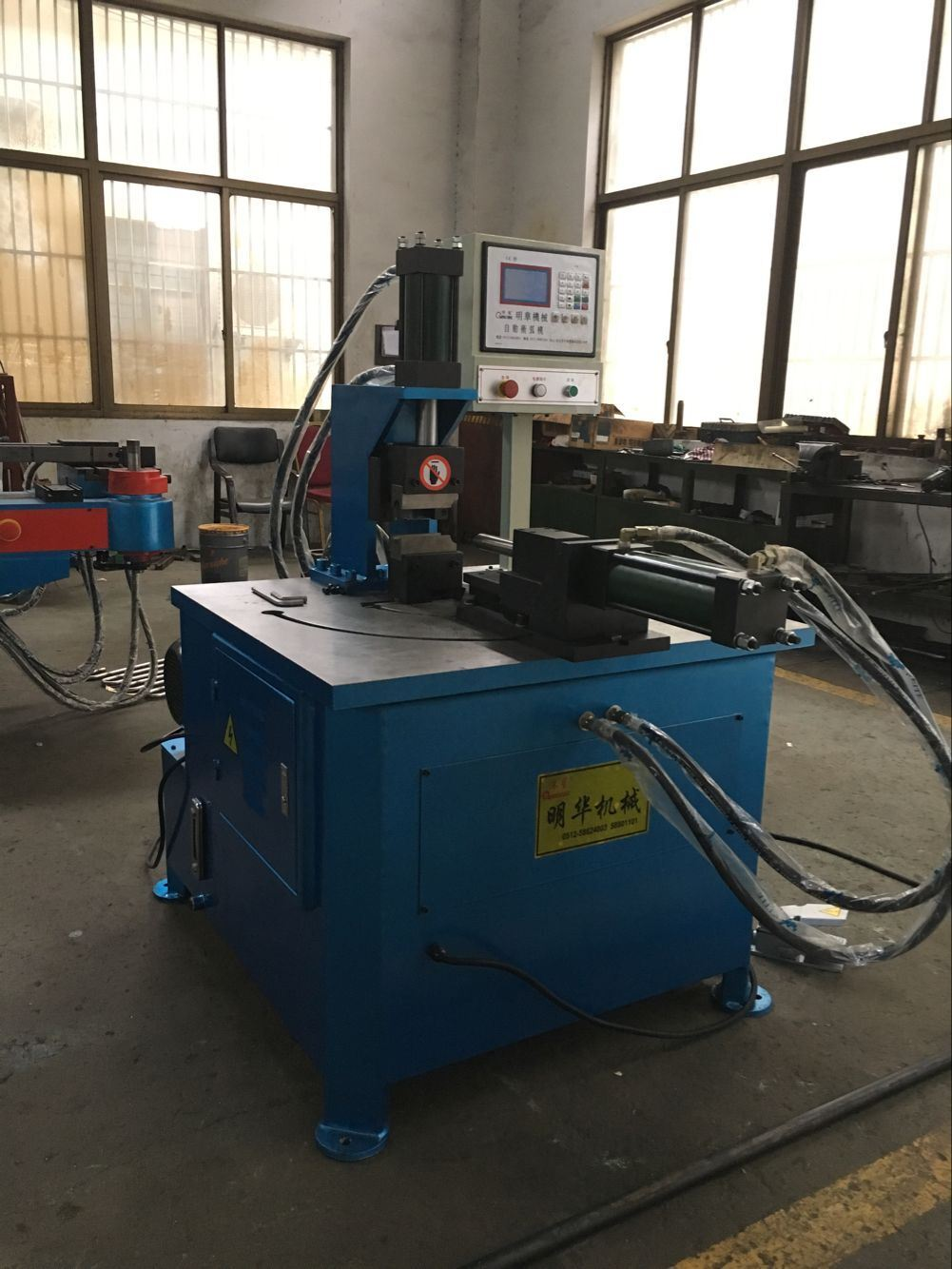 Factory for Pipe Notching Machine CH38