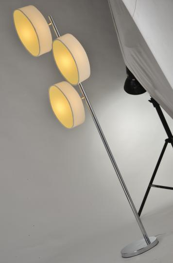 Hot Sell Modern European Multi 3 Light Floor Lamp