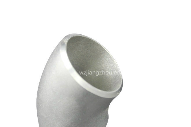 Stainless Steel 90 Degree Long Radius Pipe Fittings Elbow
