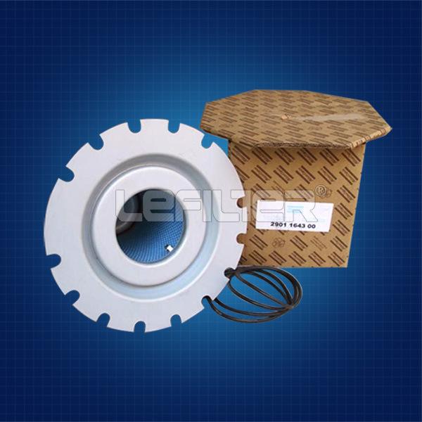 2901 0343 00 Atlas Air Oil Filter in Air Compressor
