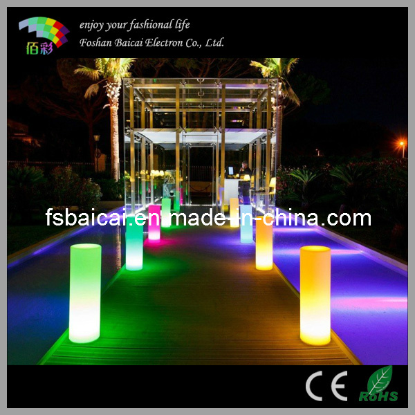 LED Pillar Decorative Light
