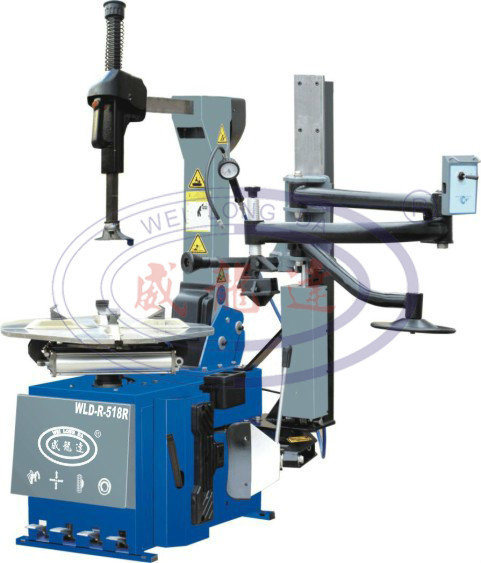 Wld-R-518r Automatic Tire Changer for Car Work Shop