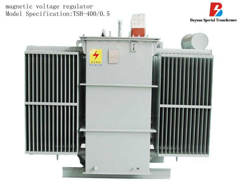 Voltage Regulator Magnetic Transformer (TSH-250/0.5)