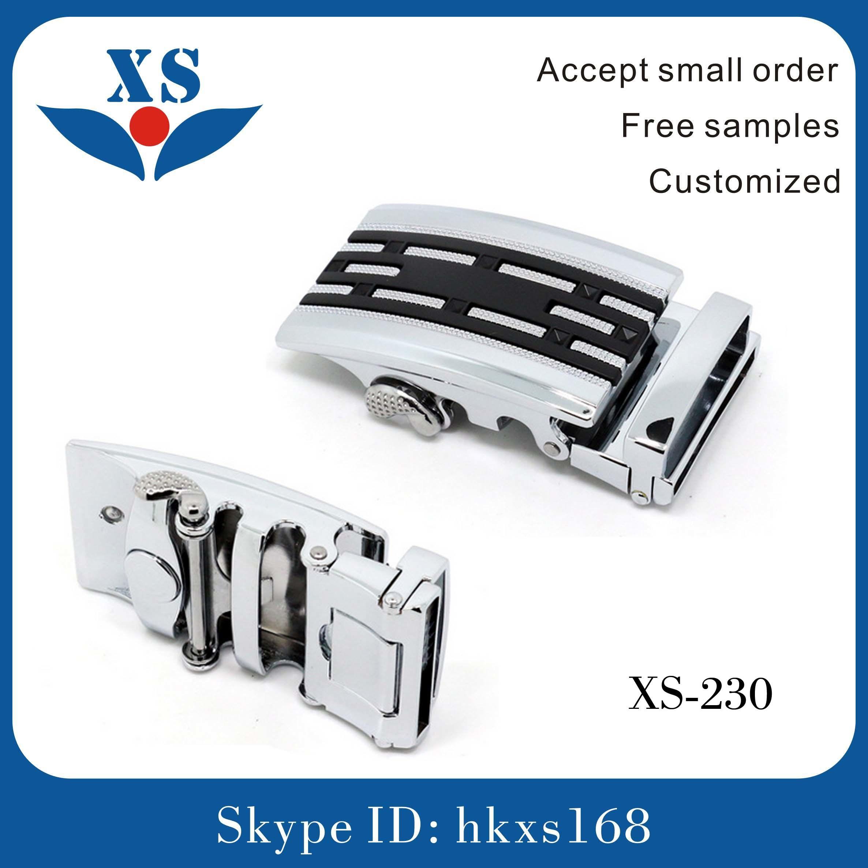 Bulk Sale OEM Custom Made Metal Men Auto Lock Belt Buckle