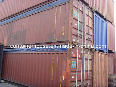 Used 40 Ft Open Top Container
