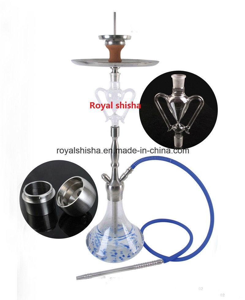 2016 Top Quality Stainless Steel Smoking Amy Shisha Hookah