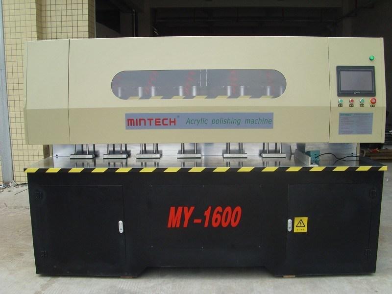 Mintech (MY-1600) High Precision Acrylic Polishing Machine