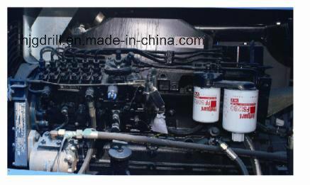 Crawler Hydraulic Wells-Geothermal Drilling Rig