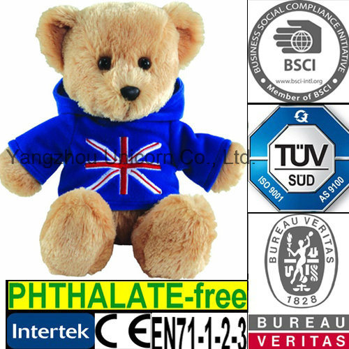 CE Teddy Bear Plush Toy