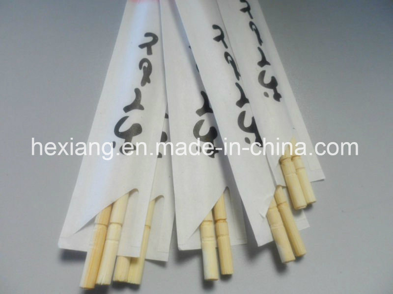 Ecofriendly Disposable Stocked Individual Round Bamboo Chopsticks