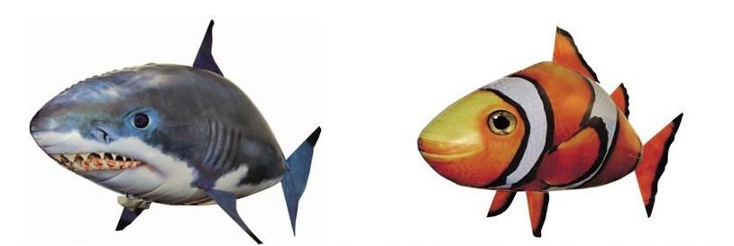China rc airship air swimming rc flying fish china rc for Air swimming fish