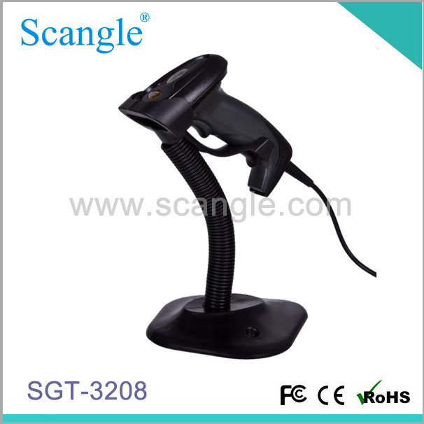 Handfree Laser Barcode Scanner Gun