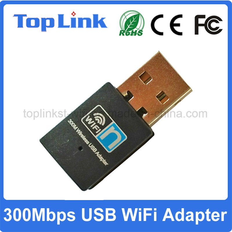 Hot Selling Low Cost 802.11n Realtek Rtl8192 USB Wireless WiFi Network Card High Speed up to 300Mbps