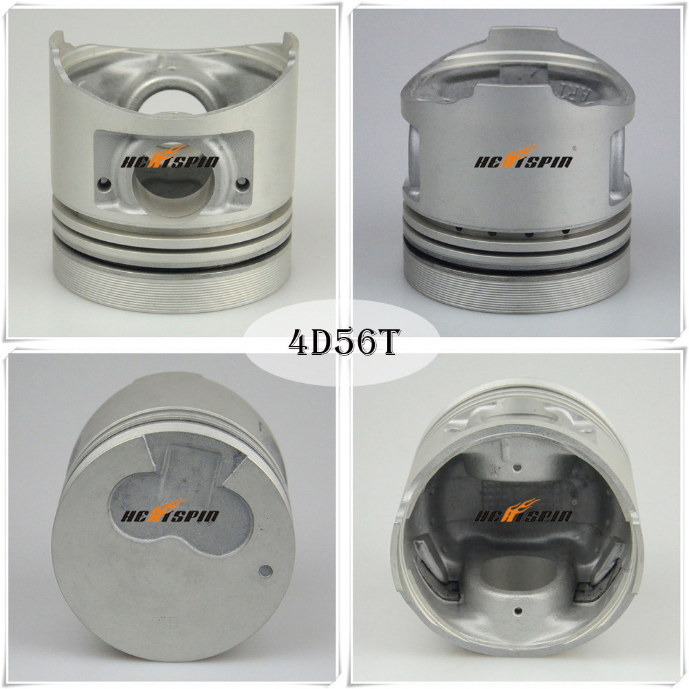 Engine Piston 4D56 for Mitsubishi Diesel Engine Part Diameter 91.1mm